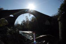 Free Bridge Royalty Free Stock Photos - 5536918