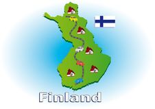 Free Traveling In Finland Stock Photo - 5537280