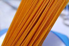 Free Dark Bran Pasta Spaghetti Royalty Free Stock Photo - 5537575