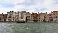 Free The Grand Canal In Venice Stock Photos - 5539123