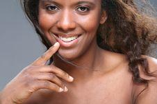 Free Woman Royalty Free Stock Image - 5539256