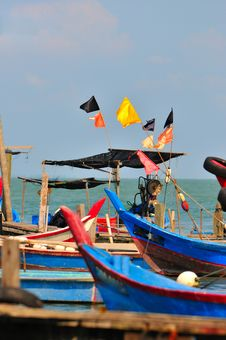 Free Fishing Village Series 7 Royalty Free Stock Photos - 5539498