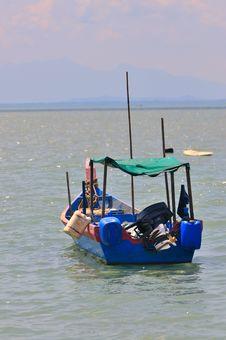 Free Fishing Boats Stock Image - 5539601