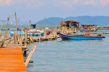 Free Fishing Village Series 18 Stock Photography - 5539652