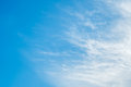 Free Cloud On Blue Sky Background Royalty Free Stock Photos - 55342208