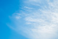 Free Cloud On Blue Sky Background Royalty Free Stock Photography - 55342227