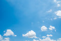 Free Cloud On Blue Sky Background Stock Photography - 55342382