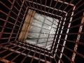 Free Image 3d Of Metal  Jail Royalty Free Stock Photos - 5543378