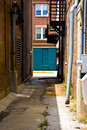 Free Back Alley Royalty Free Stock Images - 5547339