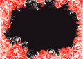 Free Floral Frame Stock Image - 5549731