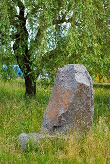 Free Stone Boulder Stock Photos - 5540963