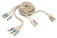 Video And Audio Cable Stock Images