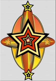 Free Fantastic Logo-1 Stock Photography - 5542192