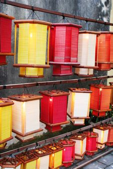 Free Lanterns Royalty Free Stock Photos - 5542258