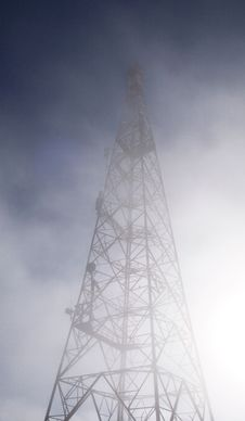 Free Radio Tower Stock Photo - 5543850
