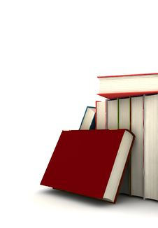 Free Books Royalty Free Stock Images - 5544289