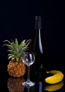 Free Evening Still-life Royalty Free Stock Photography - 5544297