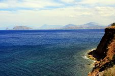 Free Palermo, Sea Coast Summer Landscape Royalty Free Stock Image - 5544306
