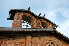 Free Old Church Element Royalty Free Stock Photography - 5546027