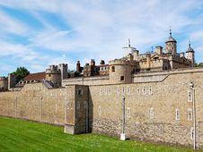 Free The Tower Of London Stock Photography - 5546052