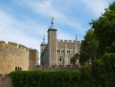Free The Tower Of London Stock Photography - 5546082