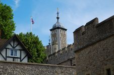 Free The Tower Of London Stock Photos - 5546133