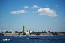 Free Saint-Petersburg, Cityscape Royalty Free Stock Image - 5546166