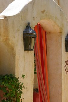 Free Doorway Stock Photography - 5546262