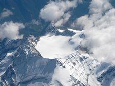 Free Mountain Peaks & Snow Stock Image - 5547351