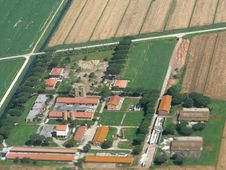 Tuscany Farm Stock Photography