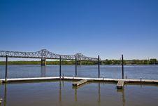 Free Docks And Bridge Stock Photography - 5547692