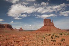 Free Monument Valley Royalty Free Stock Images - 5547899