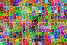 Free Colorfull Texture Royalty Free Stock Photography - 5548007