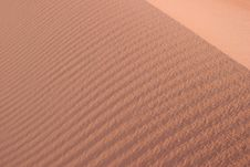 Free Sand Ripples In Arizona Royalty Free Stock Image - 5548106