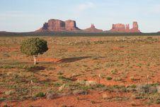 Free Monument Valley Stock Photos - 5548123