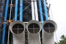 Free Centre Pompidou Stock Photo - 5548820