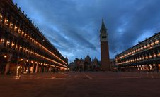 Free The San Marco Plaza Venice Royalty Free Stock Photo - 5549665