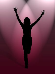 Free Happy Woman Stock Photo - 5549820