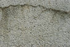 Free Weathered And Cracked Concrete Wall Royalty Free Stock Images - 55435219