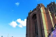 Free Cathedral Anglican Royalty Free Stock Images - 55477559