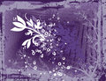 Free Floral Grunge Background Stock Photos - 5550593
