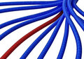 Free Cable Connection Fiber 7 Stock Photo - 5550990