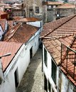 Free Roofs In Porto Royalty Free Stock Photography - 5551477