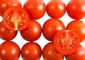 Free Closeup Tomato Background Stock Images - 5551884