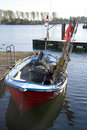 Free Little Fisherboat Stock Photography - 5555122