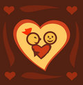 Free Big Love Heart Stock Photos - 5555583