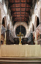 Free Cathedral Interior Stock Photography - 5559962