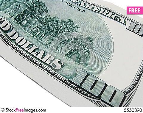 Free One Hundred 1 Stock Photo - 5550390