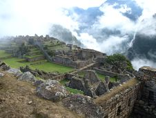 Free Machu Picchu Stock Images - 5550274