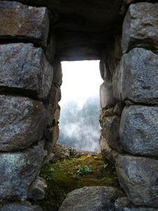 Free Machu Picchu Royalty Free Stock Photos - 5550278